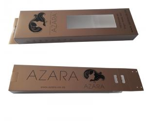 China Small Custom Packaging Boxes , Bespoke Box Packaging CDR PDF Design Supported on sale