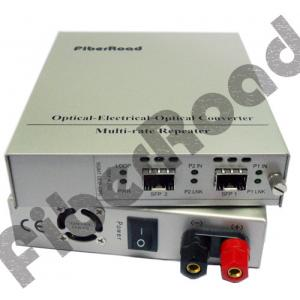 China 125M~4.25G Optical-Electrical-Optical Converter (3R Repeater) on sale