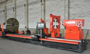 China Heavy Duty Horizontal Lathe Machine With CNC Control 2000mm Diameter on sale