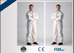 China Comfortable Disposable Protective Coverall For New Coronavirus Prevention on sale