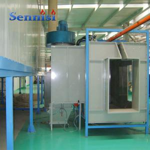 China High Temperature Curing Oven 504W Powder Coating Line on sale
