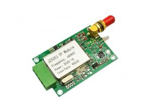 China Long Range 4Km 490Mhz RF Transmitter And Receiver Module For Smart Card on sale