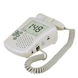 USB Function Fetal Heart Rate Doppler With High Sensitivity WaterProof Probe
