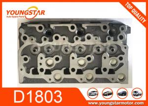 China 1G84103043 1G841-03043 Car Cylinder Head Casting Iron For Kubota D1803 D1803-M on sale
