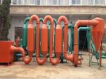 Equipo aprobado del secador del serrín del secador del flujo de aire del CE de la eficacia alta
