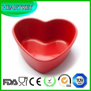 China Heart Shape Silicone Mini Cake Baking Mold Muffin Cake Cup Mold on sale