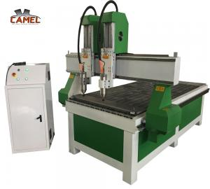 China Professional low cost CAMEL Furniture Industry cnc 1325 multi heads engraving/ cnc router machine With od door furniture on sale
