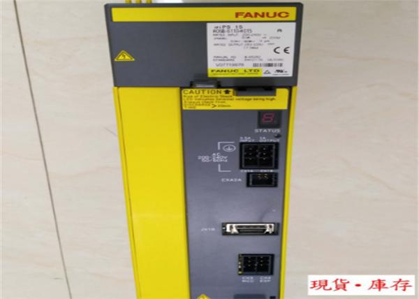 ALPHA I POWER SUPPLY MODULE MDL PSM-15I Fanuc AC Servo Amplifier