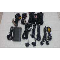 Seamless 360 Degree Car Rearview Camera System ,4 Channel DVR Bird View Parking System