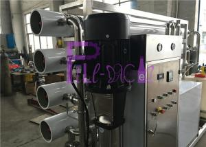 China Commercial RO Drinking Water treatment System With Pre Treatment , low noise on sale