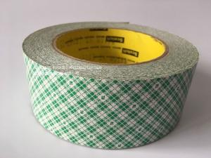 China Thick 0.15MM Double Sided Masking Tape With Solvent Free Manufacturing Process on sale
