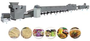 China China Supplier best price Instant Noodle Production Line / Instant Noodle Making Machine on sale