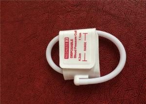 China Disposable Non Invasive Blood Pressure Cuff One / Two Tube Air Hose on sale