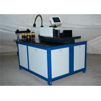 Multifunction CNC Busbar Machine For Copper And Aluminum Punching 380V - 460V