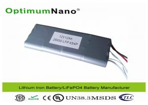 China Safe Charging Lifepo4 Batteries , Solar Energy Lifepo4 Battery Packs Customized on sale