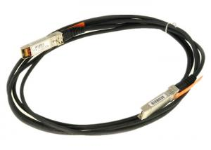 China Copper Twinax Direct Attach Cable , 10GBASE-CU SFP+ To SFP+ Cable 3 Meter SFP-H10GB-CU3M= on sale