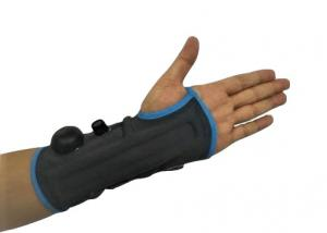 China Air Inflatable Orthopedic Wrist Brace Polyester Fabric Coating TPU Film on sale