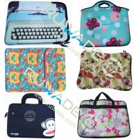 Neoprene notebook laptop computer sleeve,neoprene macbook laptop sleeve bag  Soft neoprene laptop bag sleeve could prote