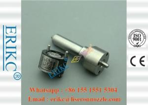 China ERIKC 7135-662 delphi auto pump injector repair kits L252PRD + 9308-622B diesel nozzle valve for EJBR05001D on sale