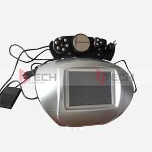 China Fat Reduce 5Mhz Professional Beauty Machines RF Ultrasonic Weight Loss Machine 40khz on sale