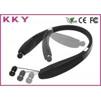 Noise Reduction Foldable Bluetooth Headphones Powerful Lightweight Headphones