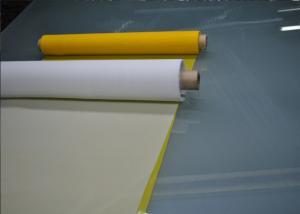 Quality DFP 39 Acid Resistant Screen Printing Fabric Mesh Usd For Flower Paper for sale