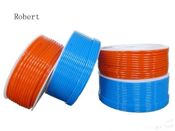 sourcing map Polyurethane PU Air Tube Tubing Pipe Hose 20M Length 4mm x 2.5mm Dia Orange
