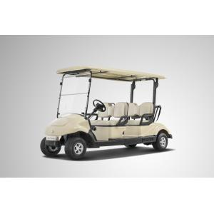 China EQ9042 48V 3KW 4 seaters electric golf cart/go cart with DC motor on sale