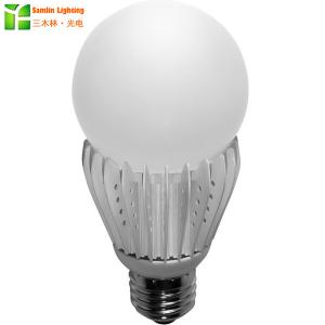 China Fins Shell LED Bulb Light, SMD leds,10W CE,RoHS on sale