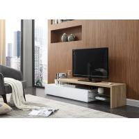 2 Meters Length Adjustable TV Stand High Gloss and Melamine Furnishing