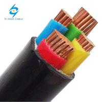 China 4 Core 95mm 120mm 0.6 /1KV Copper XLPE Unarmoured Underground Power Cable on sale