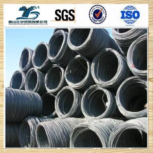 China hot rolled steel wire rod sae1006b 1008b 1010b 1018b with boron on sale