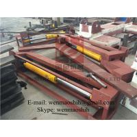 180° Hydraulic Electrical Welding Machine H - beam High Efficiency
