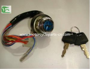 China Suzuki Motorcycle Parts SWITCH ASSY IGNITION AX100  Lock  6V 11 Line Switch on sale
