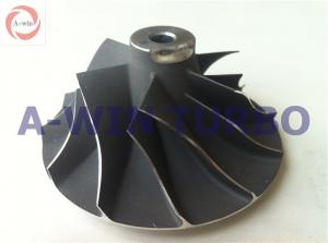 China HINO , FORD Turbocharger Compressor Wheel , TB34 466185-0001 /452059-0001 on sale