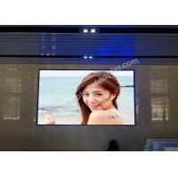Easy Install Indoor Fixed LED Display Full Color Customized Cabinet 37KG