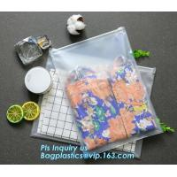 pencil packing slider zipper pvc plastic bag, student/children traveling EVA bag, Cosmetic Pouch good quality with zippe