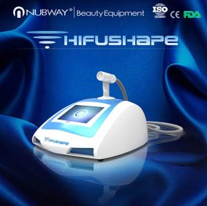 China portable ultrasound HIFUSHAPE body slimming machine for non surgical liposuction on sale