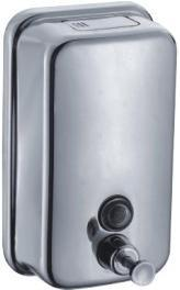 China Soap dispenser 6702(800cc),stainless steel ,polished for bathroom &kitchen,sanitary on sale