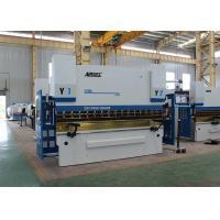 Touch Screen Control CNC Press Brake Machine6 Axis 220T 4000MM Siemens Motor Power