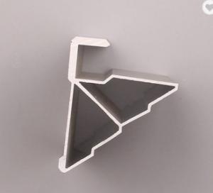 China 6063 extrusion kitchen aluminium profile handle Indian good selling on sale