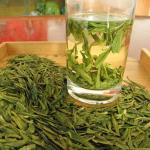antioxidants mei jia wu longjing tea vitamin C and amino acids improve health