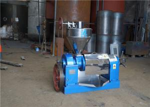 China Industrial Electric Oil Press Machine Powerful 1900*1000*1950mm on sale