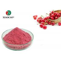 China Natural Organic Herbal Extracts Fruit Organic Acerola Cherry Powder on sale