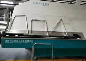China Touch Screen Operation Edge Bar Bending Machine 10500*2200*2600 Mm Dimension on sale