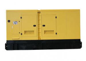 China Mobile 3 Pole MCCB CUMMINS Standby Generator 100KW 125KVA With Chint Circuit Breaker on sale