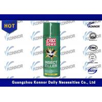 Organic Alcohol Based Insecticide Insect Killer Spray Micro - Poisonous