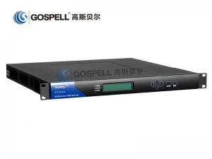DTV Headend 16 Frequency QAM Modulator 8 * ASI 4 * DVB-C