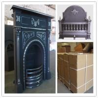 price for cast iron indoor fireplace