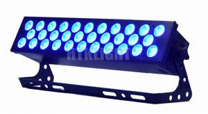 China 32 pcs 10 watt  RGBWA 5in1 LED color wash for events, productions, theater, music concert on sale